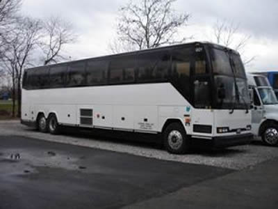 A beautiful 1995 Prevost H3-45 for sale