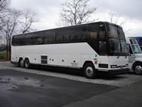 A beautiful 1995 Prevost H3-45