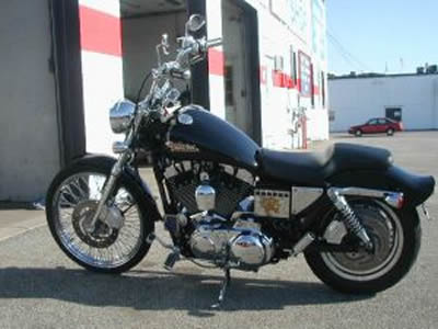 Image of a 2000 Harley Davidson Sportster for sale