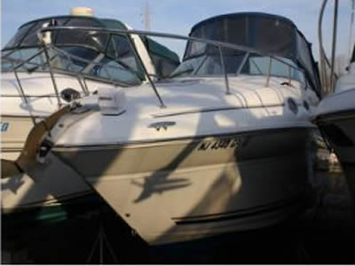Image of a 2001 Sea Ray Sundancer for sale