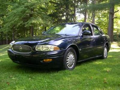 A nice lookin 2002 Buick Lesabre for sale