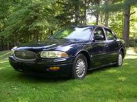 A Nice Lookin 2002 Buick Lesabre