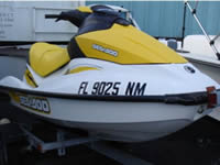 2007 Seadoo Wave runner