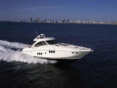 The Majestic 2011 Searay 610 Sundancer