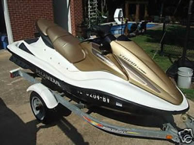 Image of a 2005 Honda Aquatrax for Sale