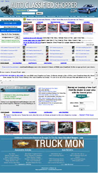 auto classified shopper got a face lift!